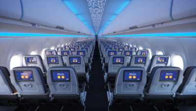 JETBLUE APPOINTS DISCOVER THE WORLD TO DRIVE SALES IN THE UK FOR FIRST TRANSATLANTIC FLIGHTS