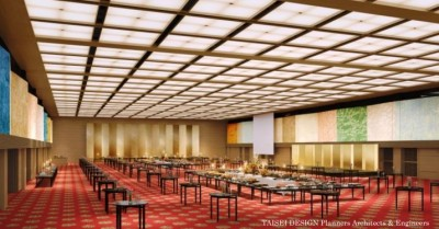 THE OKURA TOKYO ACCEPTING BANQUETING, CONFERENCE AND EXHIBITION RESERVATIONS FROM TODAY
