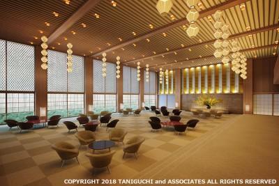 HOTEL OKURA TOKYO TO BE REBORN AS THE OKURA TOKYO IN SEPTEMBER 2019