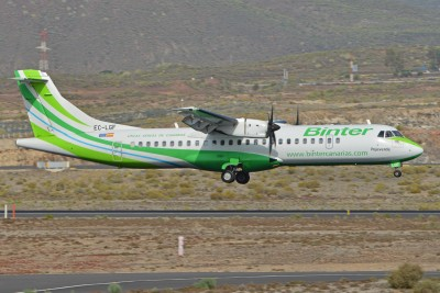 BINTER CANARIAS NOW OPERATING FLIGHTS BETWEEN MADEIRA AND PORTO SANTO