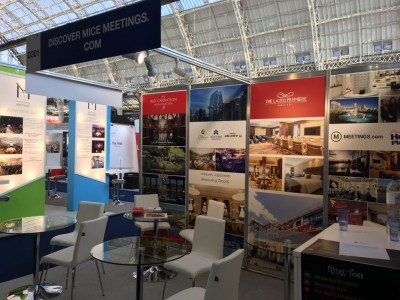 MEET DISCOVER MICE AT THE MEETINGS SHOW LONDON