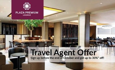 Plaza Premium Lounge Travel Agent Offer