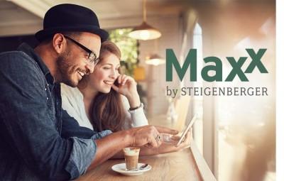 DEUTSCHE HOSPITALITY PRESENTS: MAXX BY STEIGENBERGER