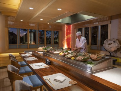 JAPANESE CASUAL DINING NAGISA OPENS AT HOTEL NIKKO BALI BENOA BEACH