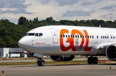GOL AIRLINES HAS TAKEN DELIVERY OF ITS FIRST BOEING 737 MAX 8