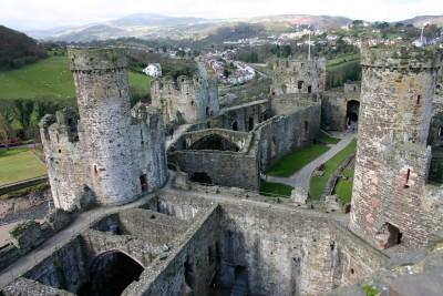 CONWY CASTLE AND JAPAN'S HIMEJI CASTLE TO BE TWINNED