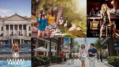 CAESARS ENTERTAINMENT EXPANDS GLOBAL REACH WITH EXCLUSIVE RESORT LICENSING & BRAND OPPORTUNITIES