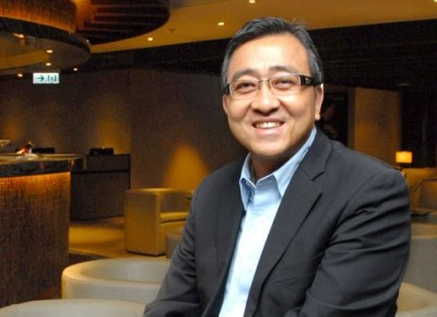 PLAZA PREMIUM LOUGE: FOUNDER AND CEO MR. SONG HOI SEE