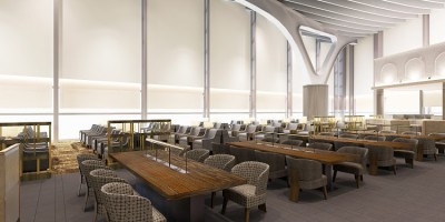 PLAZA PREMIUM LOUNGE DEBUTS IN ROME